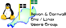 Devon and Cornwall GNU/Linux Users Group