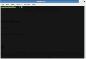 terminal-menu