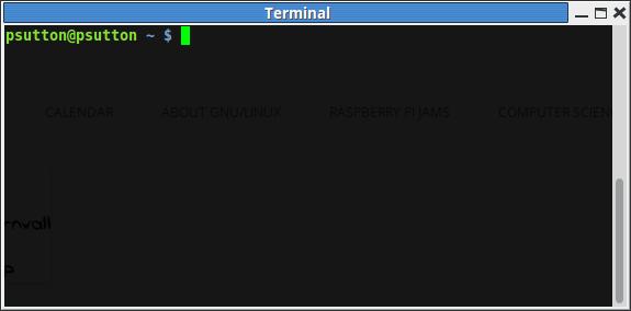 terminal-no-menu