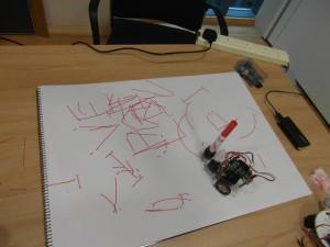 Doodle Bot
